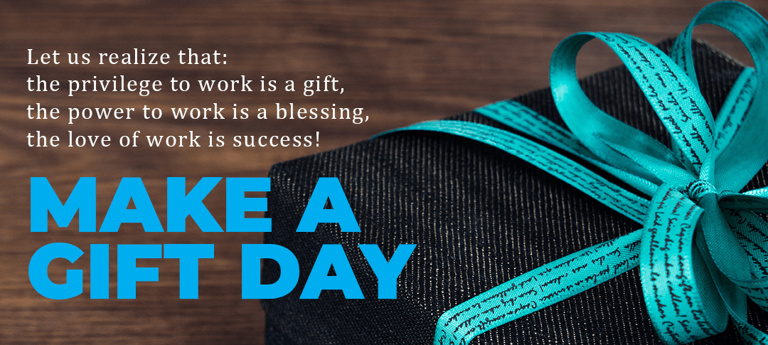 Make a gift day with H&C Professional Cleaning