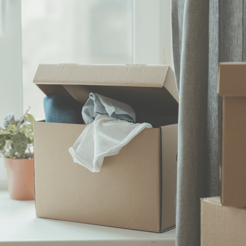 How do you clean your house when you move in/out?