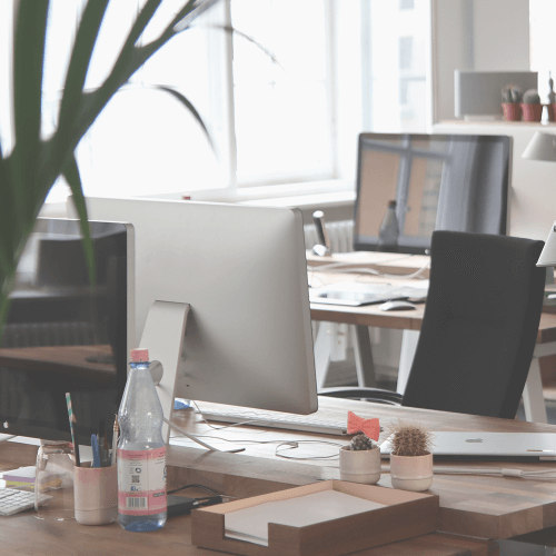 How long should it take to clean an office?