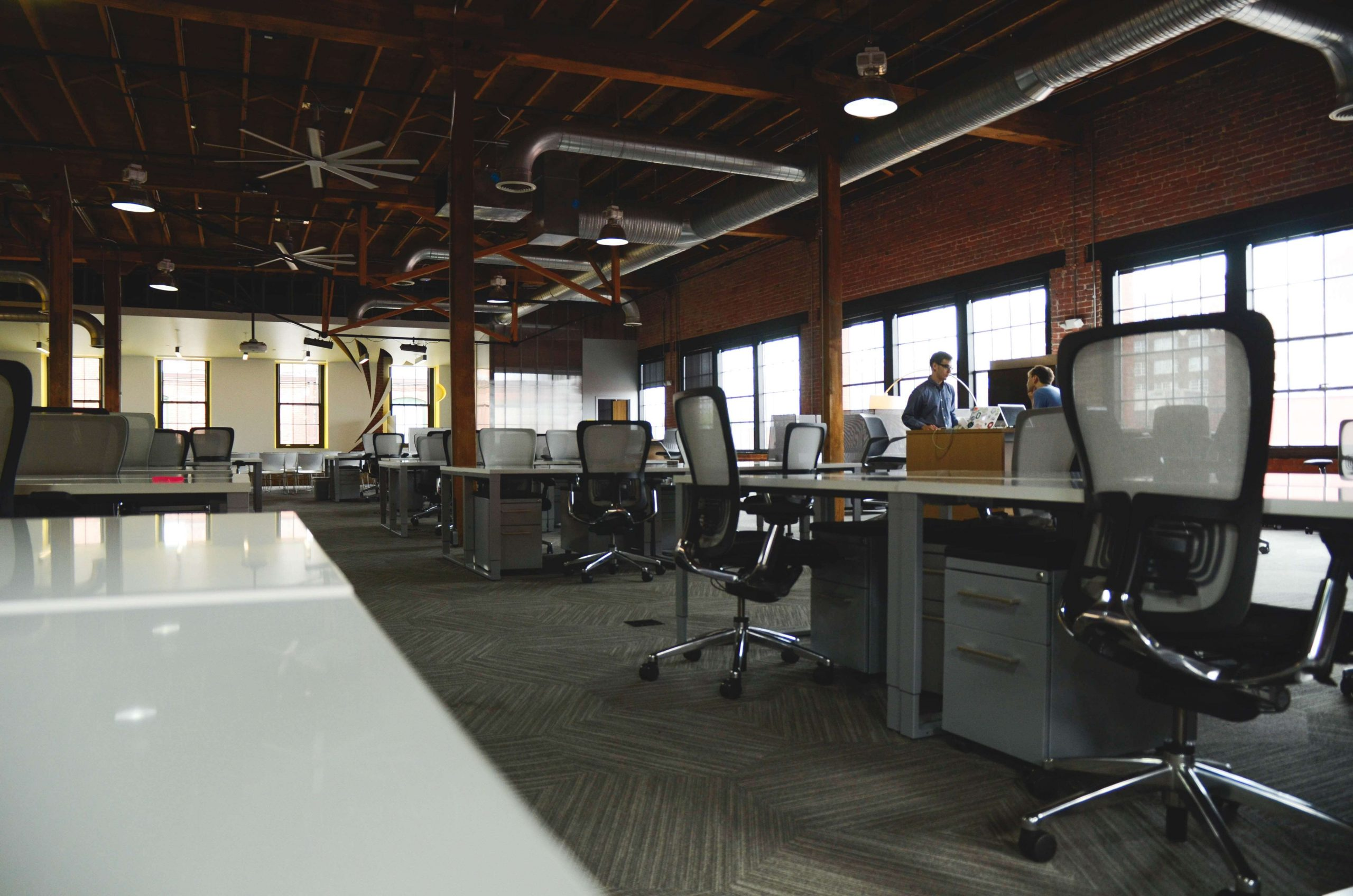 What is included in office cleaning?
