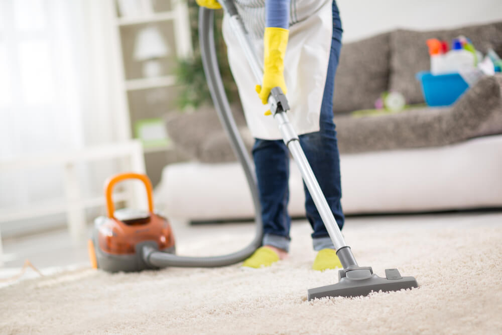 How do I book a house cleaning service?