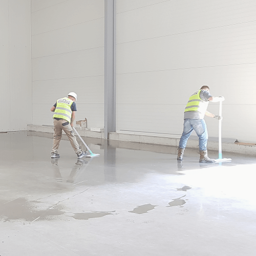 What is construction cleaning?
